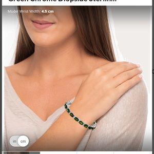 Jewelry - Crome Diopside Bracelet